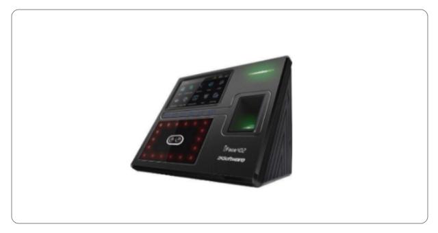 Fingerprint Time Attendance System for Hospital, Web Based